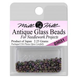 Бисер Antique Glass Beads Smokey Heather Mill Hill