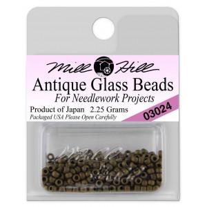 Бисер Antique Glass Beads Mocha Mill Hill