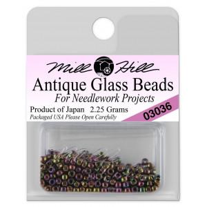 Бисер Antique Glass Beads Cognac Mill Hill