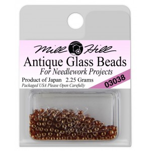 Бисер Antique Glass Beads Ginger Mill Hill