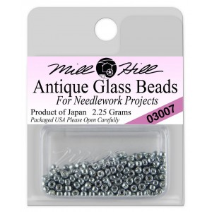 Бисер Antique Glass Beads Silver Moon Mill Hill