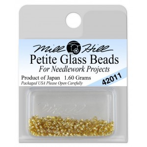 Бисер Petite Glass Beads Victorian Gold Mill Hill
