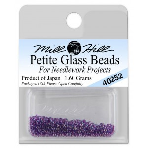 Бисер Petite Glass Beads Iris Mill Hill
