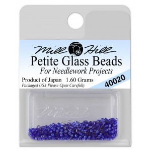 Бисер Petite Glass Beads Royal Blue Mill Hill