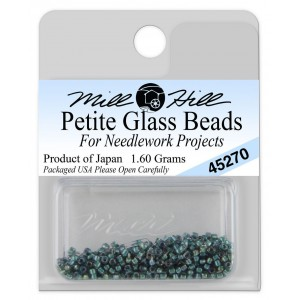 Бисер Petite Glass Beads Bottle Green Mill Hill