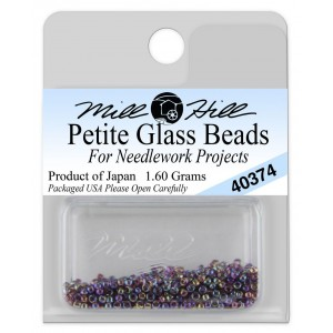 Бисер Petite Glass Beads Rainbow Mill Hill