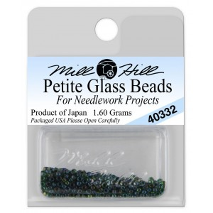 Бисер Petite Glass Beads Emerald Mill Hill