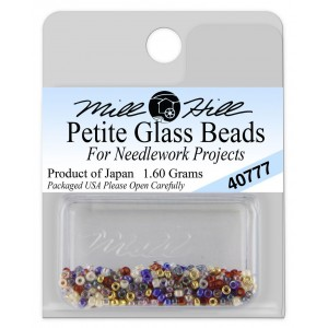 Бисер Petite Glass Beads Potpourri Mill Hill