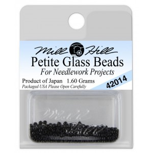 Бисер Petite Glass Beads Black Mill Hill