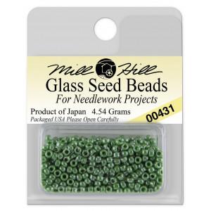 Бисер Glass Seed Beads Jade Mill Hill