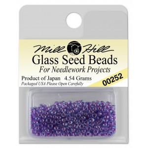 Бисер Glass Seed Beads Iris Mill Hill