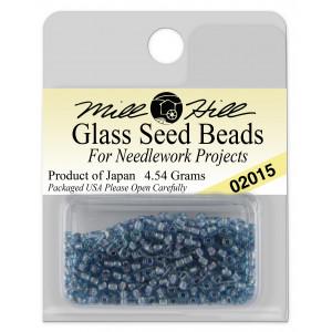 Бисер Glass Seed Beads Sea Blue Mill Hill