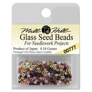 Бисер Glass Seed Beads Potpourri Mill Hill
