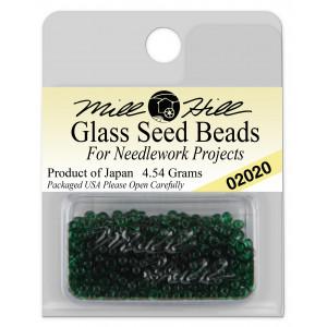 Бисер Glass Seed Beads Creme De Mint Mill Hill