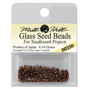 Бисер Glass Seed Beads Copper Mill Hill