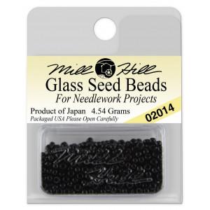 Бисер Glass Seed Beads Black Mill Hill
