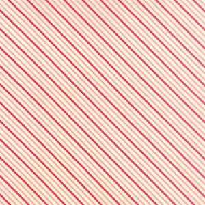 Ткань Hello Darling Red Summer Stripe Moda Fabrics