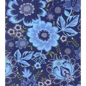 Ткань Buttercream Floral Metallic Joann Fabrics