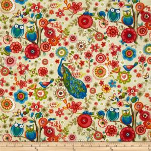 Ткань Tree Of Life Clothworks