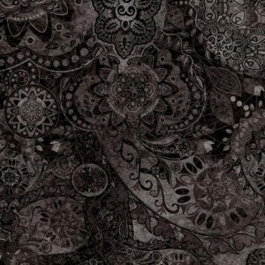 Ткань BOHEMIAN RHAPSODY NIGHT FLIGHT, Quilting Treasures