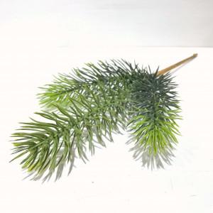 Ветка еловая искусственная 30 см