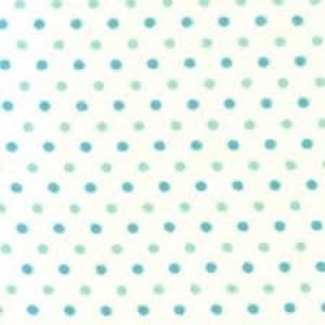 Ткань Peachy Keen Flannels Aqua, Moda