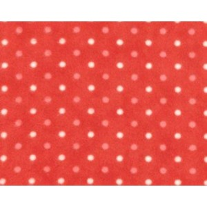 Ткань Peachy Keen Flannels Red, Moda