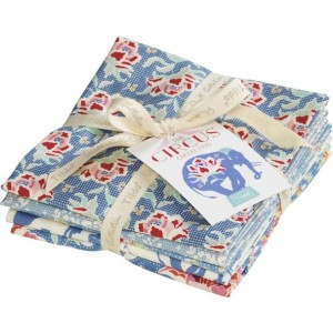 Tilda Bundle Circus Blue