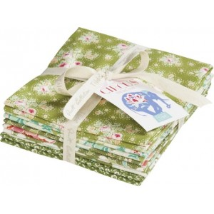 Tilda Bundle Circus Green
