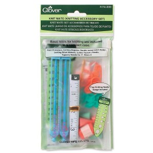 Набор аксессуаров для вязания Clover