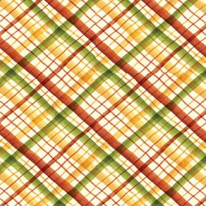 Ткань Autumn Plaid, Benartex