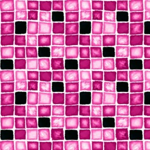 Ткань BOX GEOMETRIC FUCHSIA Quilting Treasures