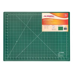 Коврик для раскроя двусторонний Aurora 90*60 см