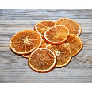 Апельсин слайсы 4-5 см, упаковка / 8шт