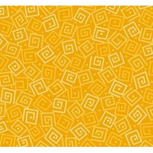 Ткань SQUARES MARIGOLD Quilting Treasures