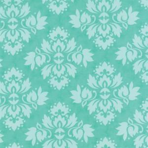 Ткань Moda Lol Kotc Tonal BFF Turquoise