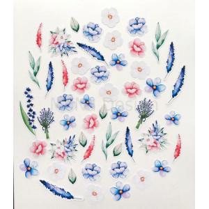 """Набор высечек """"Цветы"""" MONA Design"""
