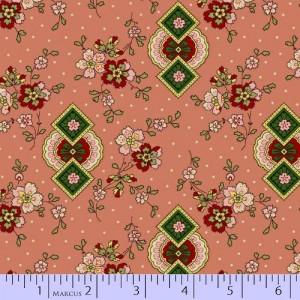 Ткань 0789-0126 from R33 Romantic Olde Charleston Marcus Fabrics