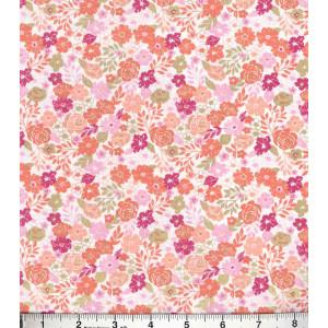 Ткань FLOWERS Joann Fabrics