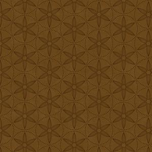 Ткань JUST A PINCH BROWN Quilting Treasures