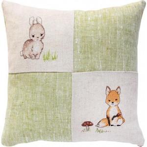Зайчонок и Лисичка LUCA-S