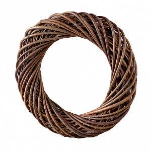 Венок из ивовых прутьев неочищенных, 5 см