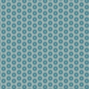 Ткань Dungaree Dots Oval Elements Art Gallery Fabrics