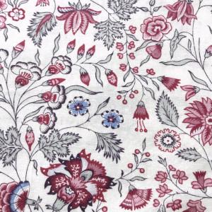 Ткань Surat by Petra Prins & Nel Koomian for Dutch Heritage, ECRU