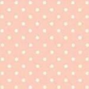 Ткань Spot Cheeky Pink Makower