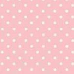 Ткань Spot Baby Pink Makower