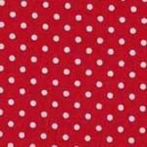 Ткань Spot Bright Red Makower