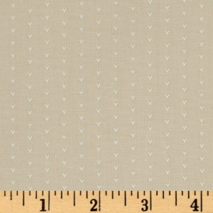 Ткань Bijoux Vee Linen Makower