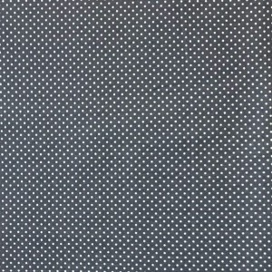 Ткань Spot Charcoal Makower
