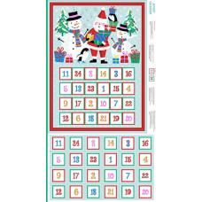Купон Jolly Santa Advent Calendar, Makower uk